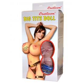 Секс-кукла азиаточка BIG TITS DOLL