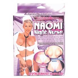 Надувная секс-кукла медсестра NAOMI NIGHT NURSE WITH UNIFORM
